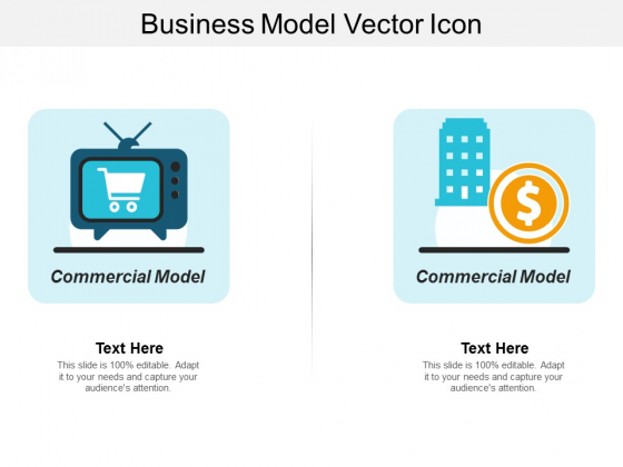 Business Model Vector Icon Ppt Powerpoint Presentation Professional Examples