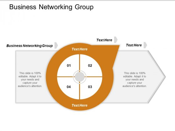 Business Networking Group Ppt PowerPoint Presentation File Vector Cpb
