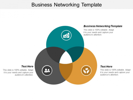 Business Networking Template Ppt PowerPoint Presentation Layouts Example Cpb