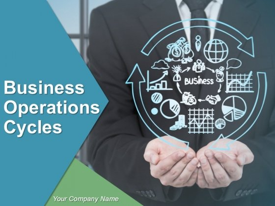 Business Operations Cycles Powerpoint Presentation Slides