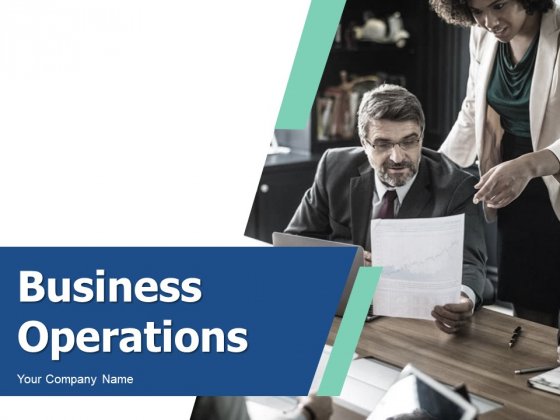 Business Operations Ppt PowerPoint Presentation Complete Deck With Slides