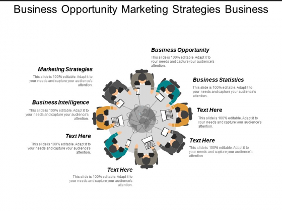 Business Opportunity Marketing Strategies Business Statistics Business Intelligence Ppt PowerPoint Presentation Inspiration Influencers