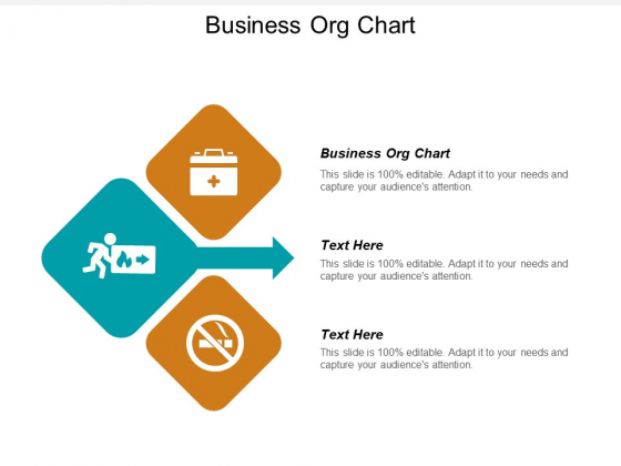 Business Org Chart Ppt PowerPoint Presentation Pictures Skills Cpb