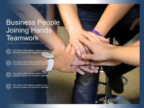 Business People Joining Hands Teamwork Ppt PowerPoint Presentation Show Graphic Images