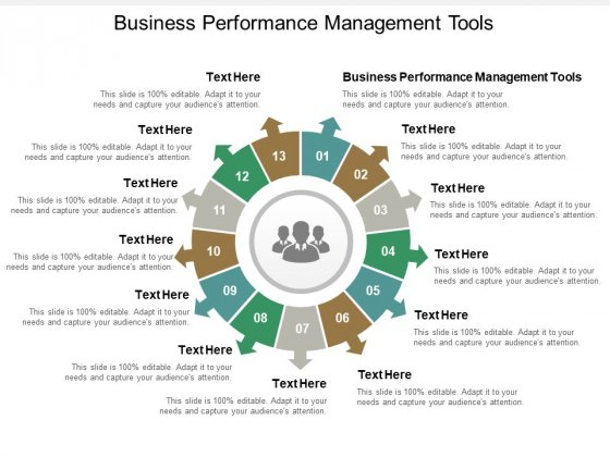 Business Performance Management Tools Ppt PowerPoint Presentation Show Graphics Cpb