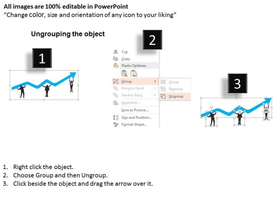 Business_Person_With_Profit_Growth_Arrow_Powerpoint_Template_2