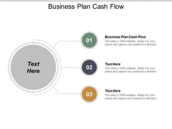 Business Plan Cash Flow Ppt PowerPoint Presentation Summary Styles Cpb