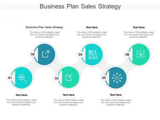 Business Plan Sales Strategy Ppt PowerPoint Presentation Themes Cpb