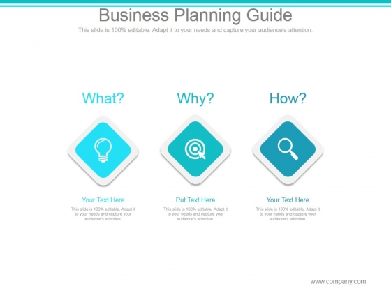 Business Planning Guide Ppt PowerPoint Presentation Portfolio