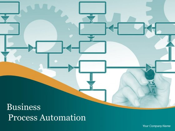 Business Process Automation Ppt PowerPoint Presentation Complete Deck With Slides