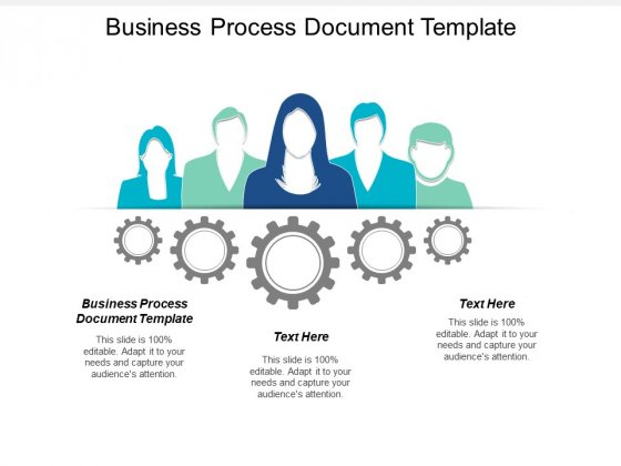 Business Process Document Template Ppt PowerPoint Presentation Icon Guidelines Cpb