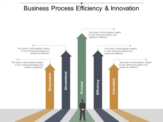 Business Process Efficiency And Innovation Ppt PowerPoint Presentation File Smartart