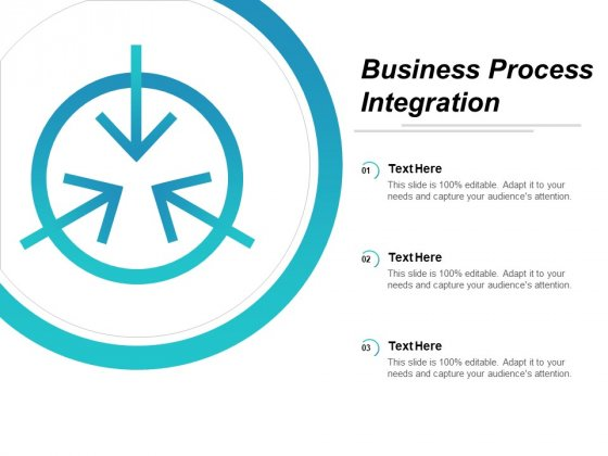 Business Process Integration Ppt PowerPoint Presentation Infographics Objects