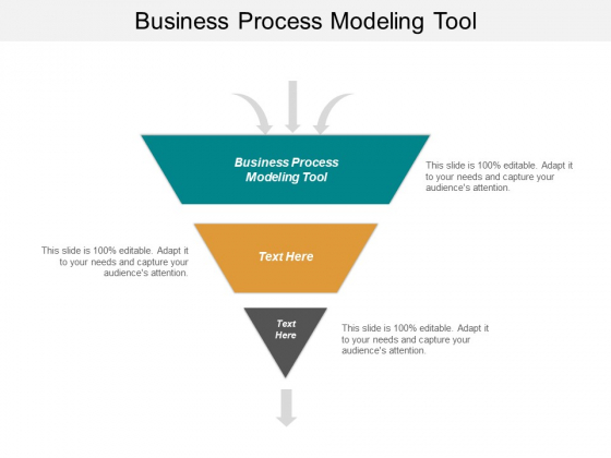 Business Process Modeling Tool Ppt PowerPoint Presentation Ideas Diagrams Cpb