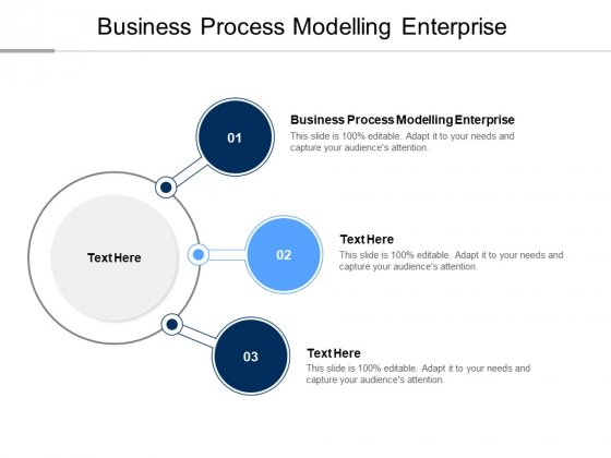 Business Process Modelling Enterprise Ppt PowerPoint Presentation Infographics Themes Cpb