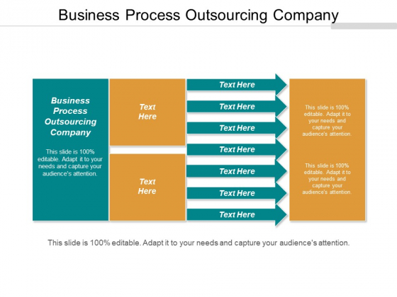 Business Process Outsourcing Company Ppt PowerPoint Presentation Background  Cpb