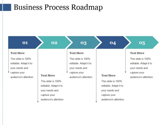 business process roadmap ppt powerpoint presentation infographic