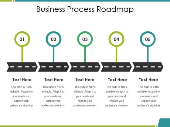 Business Process Roadmap Ppt PowerPoint Presentation Summary Structure