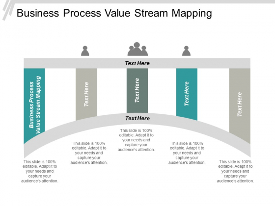 Business Process Value Stream Mapping Ppt PowerPoint Presentation Slides Portrait Cpb
