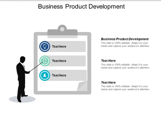 Business Product Development Ppt PowerPoint Presentation Pictures Format Ideas Cpb
