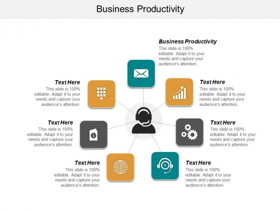 Business Productivity Ppt PowerPoint Presentation Summary Cpb