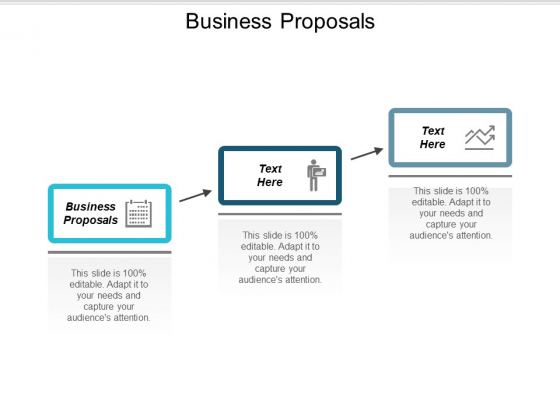 Business Proposals Ppt Powerpoint Presentation Styles Outfit Cpb