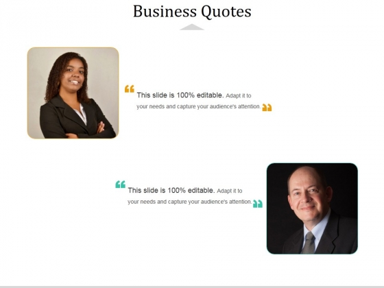 Business Quotes Ppt PowerPoint Presentation Icon Outfit