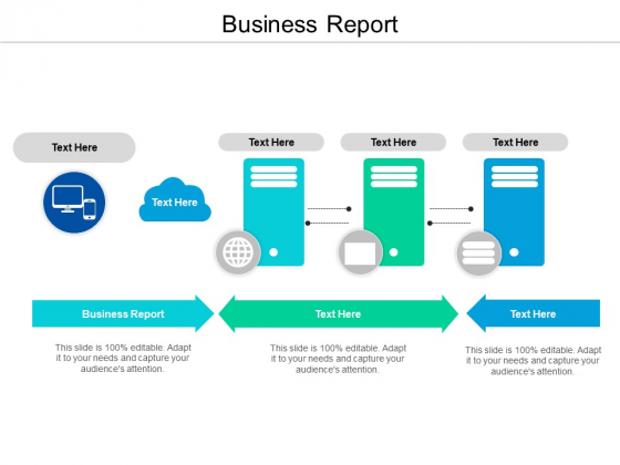 Business Report Ppt PowerPoint Presentation Layouts Example Cpb