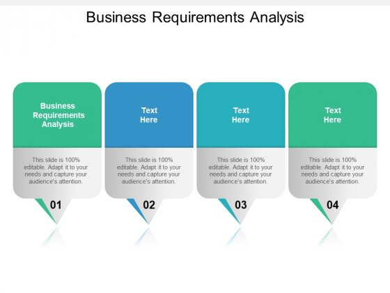 Business Requirements Analysis Ppt PowerPoint Presentation File Slideshow Cpb