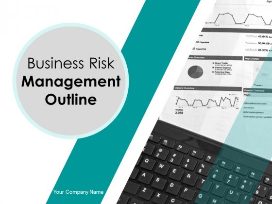 Business Risk Management Outline Ppt PowerPoint Presentation Complete Deck With Slides