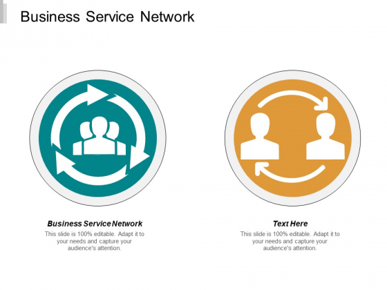 Business Service Network Ppt PowerPoint Presentation Icon Background Designs Cpb