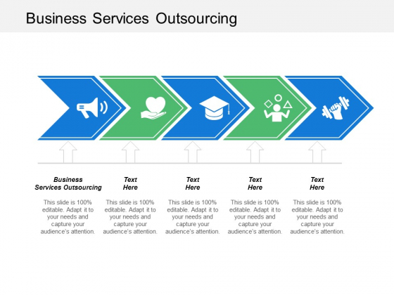 Business Services Outsourcing Ppt PowerPoint Presentation Styles Mockup Cpb
