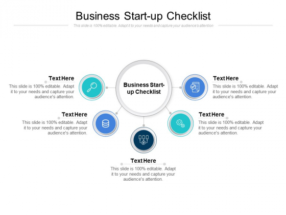 Business Start Up Checklist Ppt PowerPoint Presentation Model Images Cpb