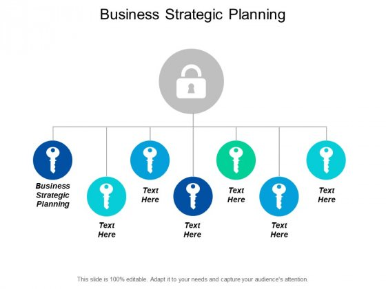 Business Strategic Planning Ppt PowerPoint Presentation Model Clipart Cpb