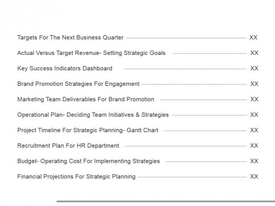 Business_Strategic_Planning_Template_For_Organisations_Ppt_PowerPoint_Presentation_Complete_Deck_With_Slides_Slide_3