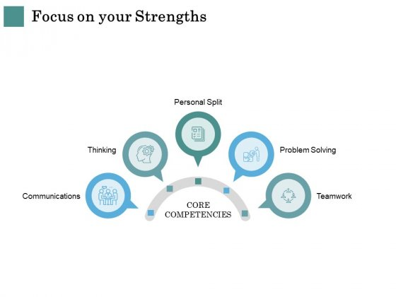 Business Strategies Focus On Your Strengths Ppt Professional Ideas PDF