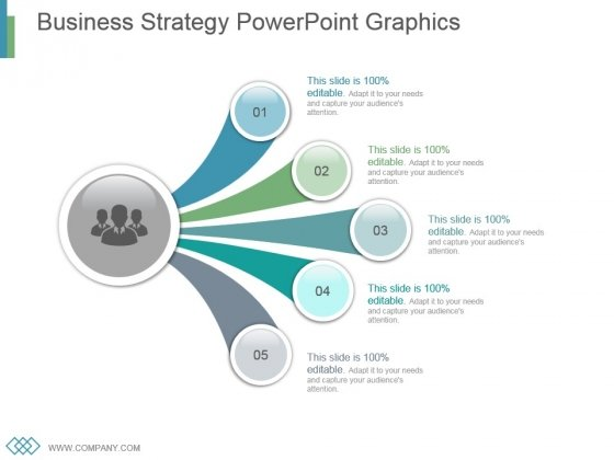 Business Strategy Powerpoint Graphics