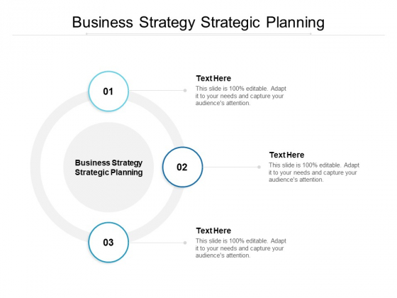 Business Strategy Strategic Planning Ppt PowerPoint Presentation File Professional Cpb