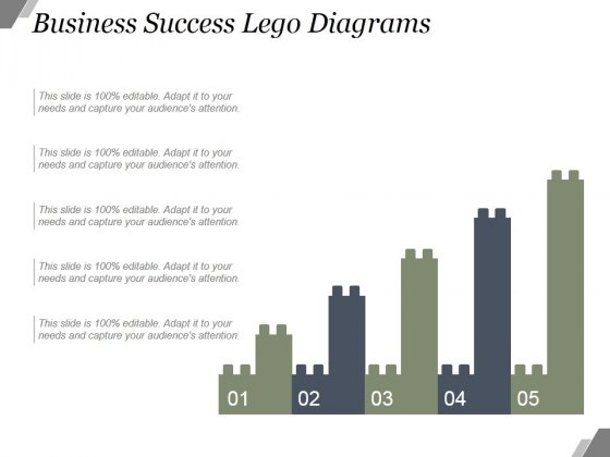 Business Success Lego Diagrams Ppt PowerPoint Presentation Styles