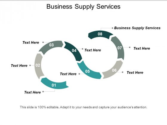 Business Supply Services Ppt PowerPoint Presentation Professional Show