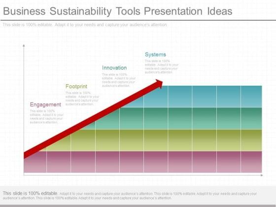 Business Sustainability Tools Presentation Ideas