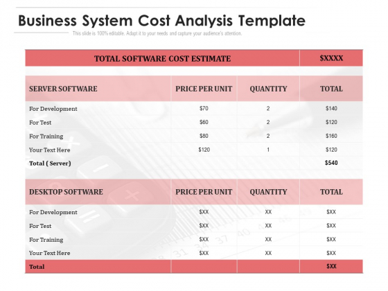 Business_System_Cost_Analysis_Template_Ppt_PowerPoint_Presentation_Professional_Themes_PDF_Slide_1