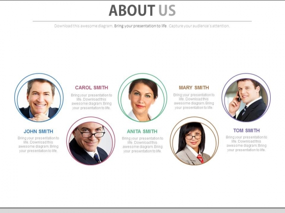 Business Team For Quality Corporate Services Powerpoint Slides