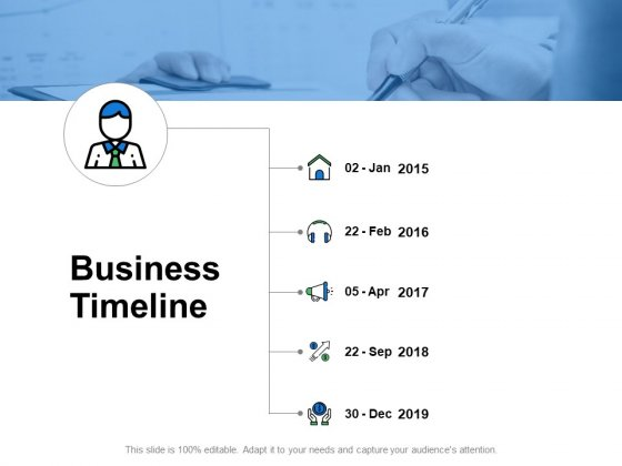 Business Timeline Ppt PowerPoint Presentation Summary Layouts