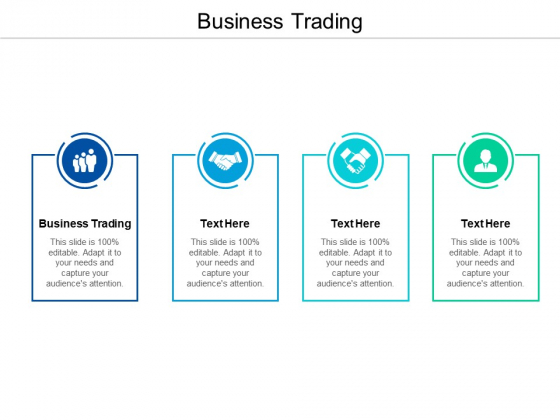 Business Trading Ppt PowerPoint Presentation Show Elements Cpb