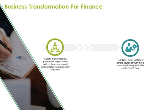 Business Transformation For Finance Ppt PowerPoint Presentation File Professional