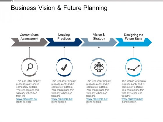 Business Vision And Future Planning Ppt PowerPoint Presentation Show