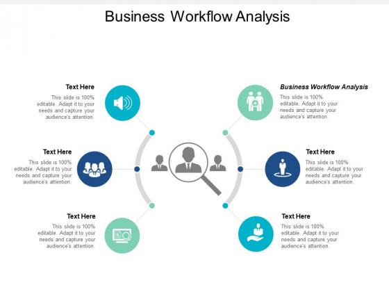 Business Workflow Analysis Ppt PowerPoint Presentation Gallery Deck