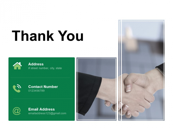 Business Working Condition Thank You Ppt File Icon PDF