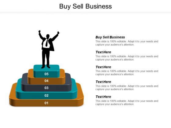 Buy Sell Business Ppt PowerPoint Presentation Pictures Template Cpb